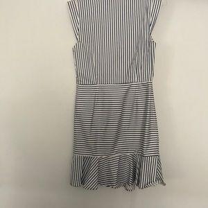3d5201d0595e3 Lucy Paris Dresses - Lucy Paris striped shirt dress size M